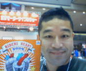 東京モーターサイクルショーへ…