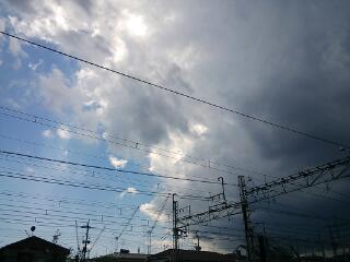 雷と、オレの本能!!